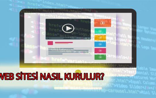 Web Sitesi Nasıl Kurulur? Domain ve Hosting Nedir? - Detaylı Anlatım