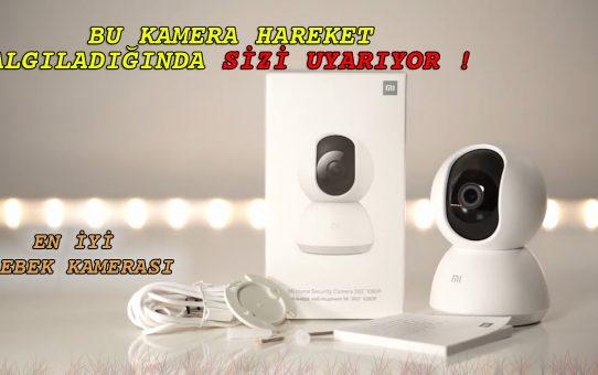 Xioami Smart Home 360 Derece 1080p İp Kamera İnceleme ve Kurulum