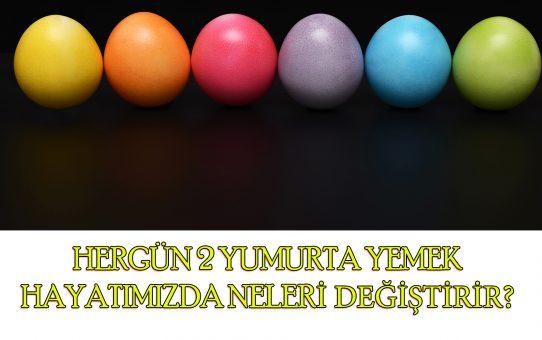 Hergün 2 Yumurta Yerseniz Vücudunuzda Değişecek 9 Şey