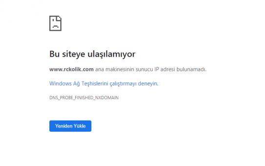Rckolik.com Çöktü Mü?